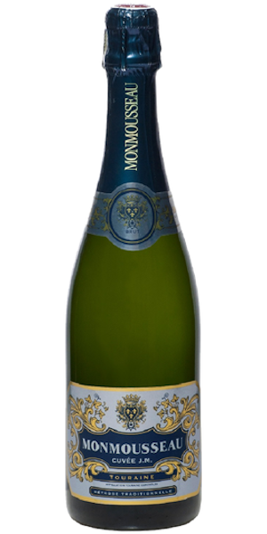 A product image for Monmousseau Cuvee Blanc Brut