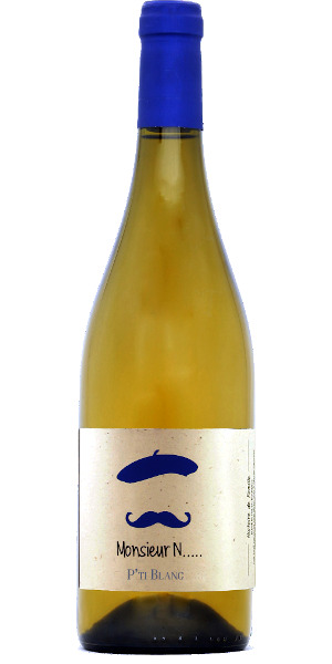 A product image for Monsieur N P'Ti Blanc