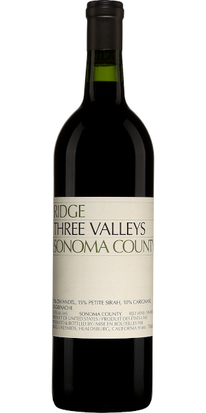 A product image for Ridge Estate Three Valleys