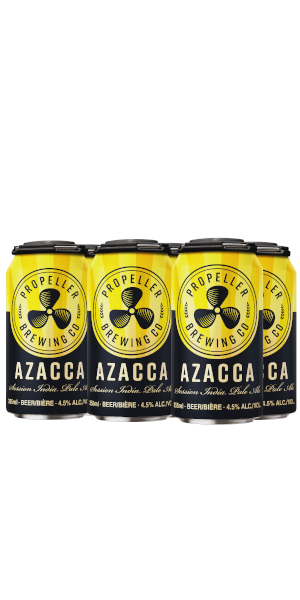 A product image for Propeller Azacca Session IPA 6pk