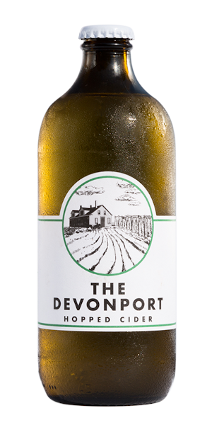 A product image for Red Island Devonport Hopped Cider
