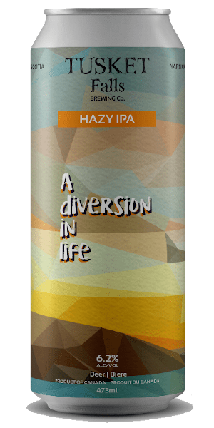 A product image for Tusket Falls A Diversion In Life IPA