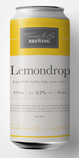 A product image for Tanner Lemondrop Kolsch