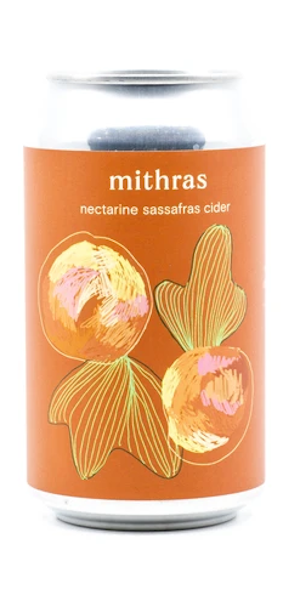 A product image for Revel Mithras Nectarine Cider