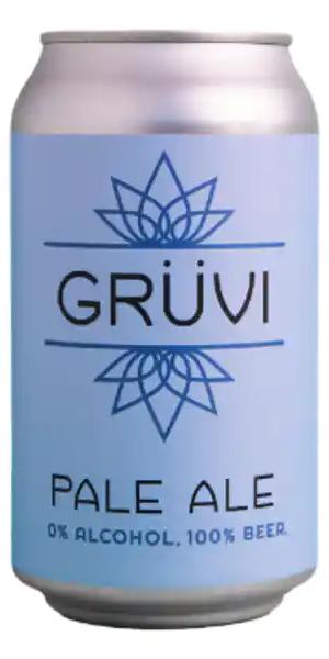 A product image for Gruvi Non-Alc Pale Ale 4pk