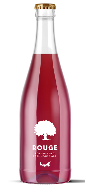 A product image for Lone Oak Rouge – Foeder Aged Farmhouse Ale