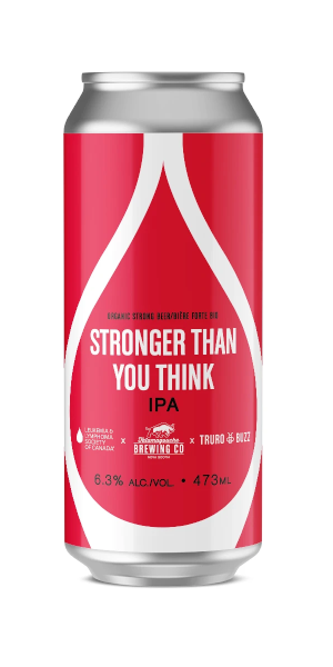 A product image for Tata Stronger Than You Think IPA