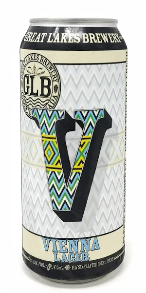 A product image for Great Lakes Vienna Lager
