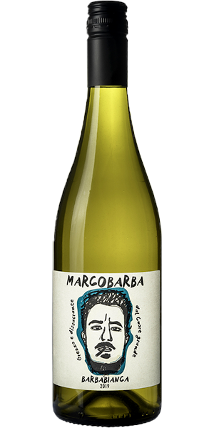 A product image for Marco Barba Barbabianca