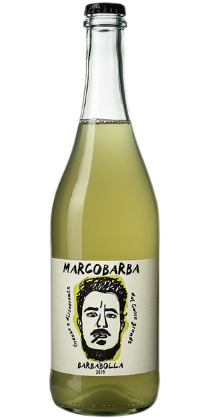 A product image for Marco Barba Barbabolla