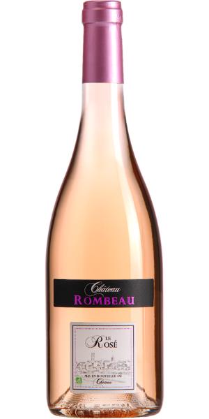 A product image for Chateau Rombeau Organic Rose