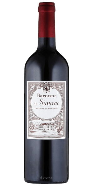 A product image for Baronne de Siaurac