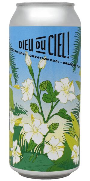 A product image for Dieu du Ciel Hibiscus Blanc IPA