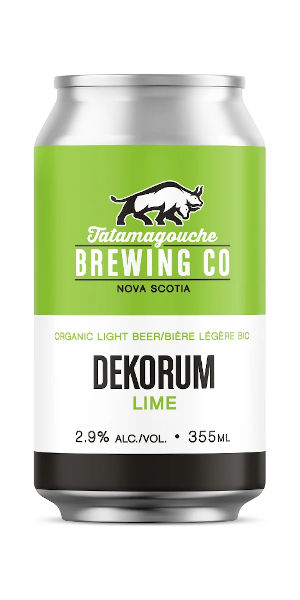 A product image for Tata Dekorum Lime Lager