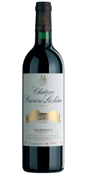 A product image for Chateau Prieure Lichine