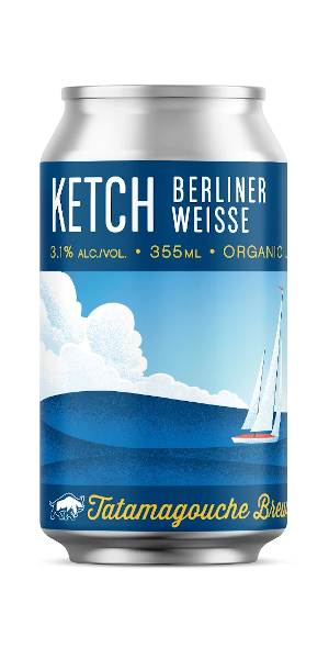 A product image for Tata Ketch Berliner Weisse