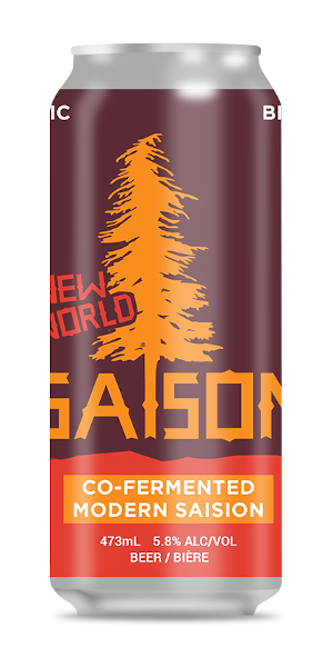 A product image for Big Spruce Modern Saison