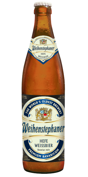 A product image for Weihenstephaner Hefeweissbier