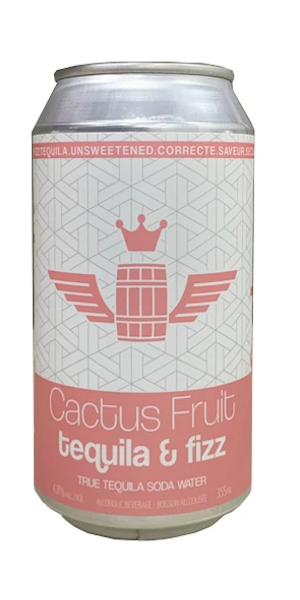 A product image for Side Project – Cactus Fruit Tequila & Fizz
