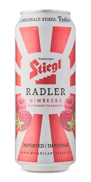 A product image for Stiegl Radler – Raspberry