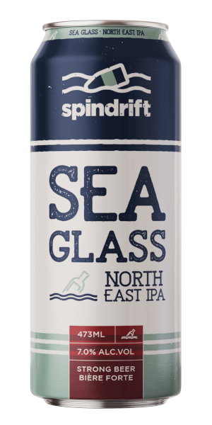 A product image for Spindrift Seaglass Northeast IPA