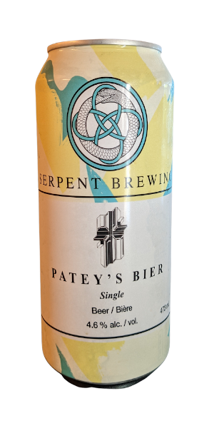 A product image for Serpent Patey's Bier – Single