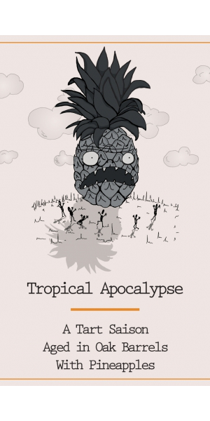 A product image for Small Pony – Tropical Apocalypse 2021 Vintage