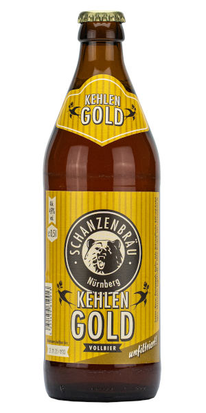A product image for Schanzenbräu Kehlengold Lager