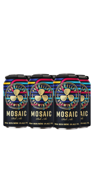 A product image for Propeller Mosaic Pale Ale 6pk