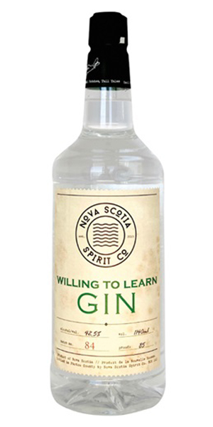 A product image for NS Spirit Co Willing to Learn Gin 1.14L