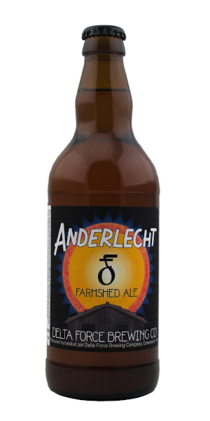 A product image for Delta Force Anderlecht Farmshed Ale