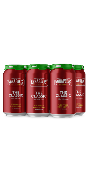 A product image for Annapolis The Classic Cider 6pk